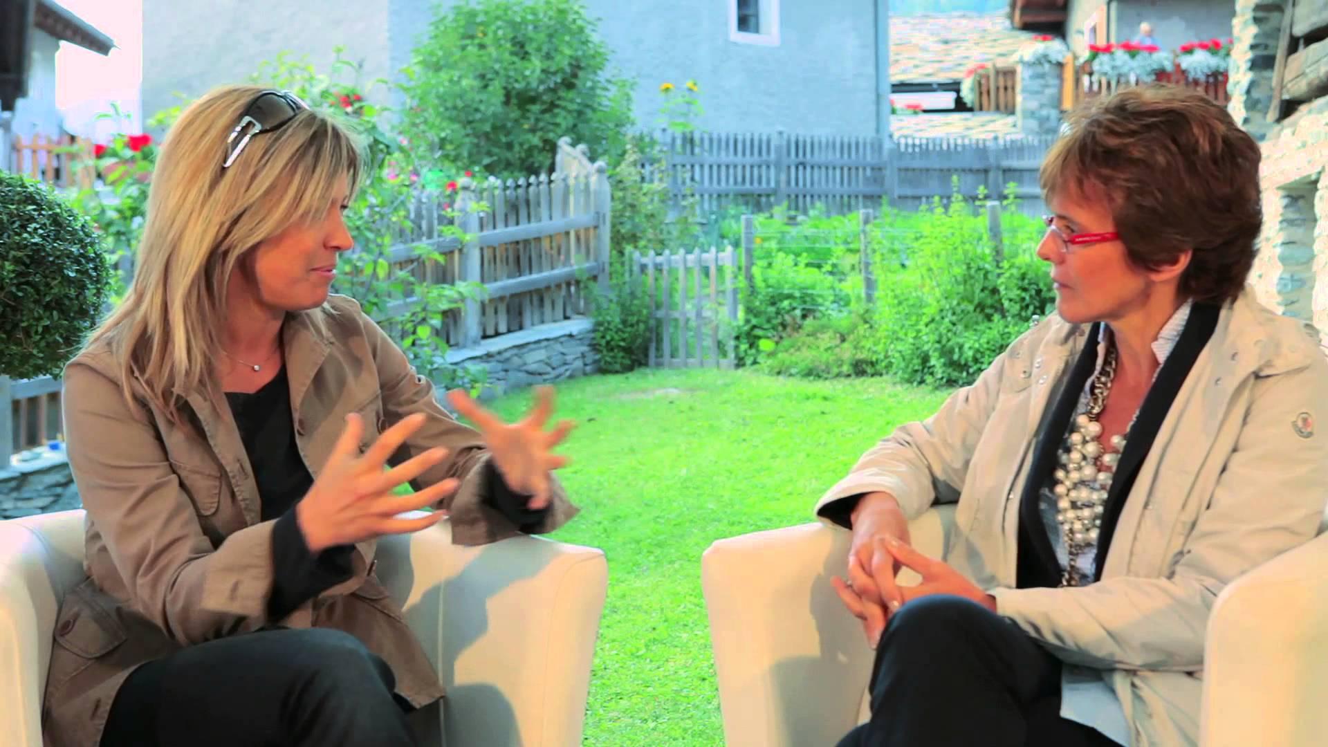 Elena Cattaneo al Gran Paradiso Film Festival